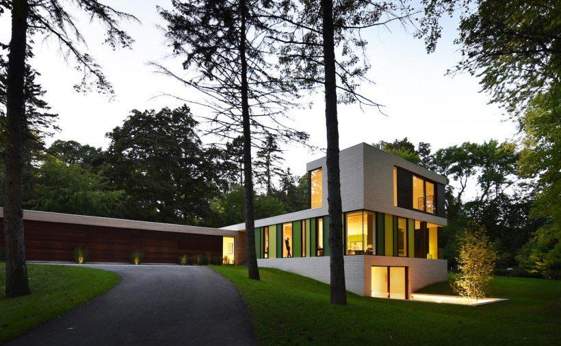 Дом 510 — современное архите…