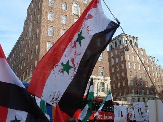 Сирийская война!