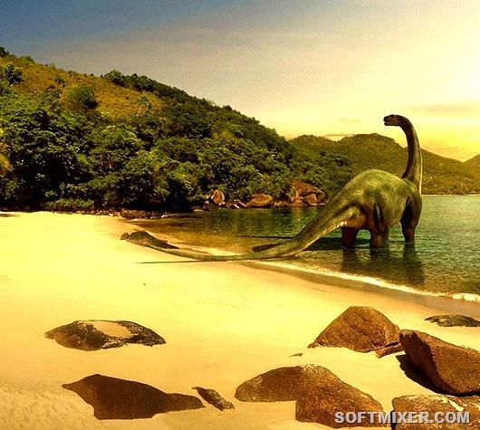 Странные гипотезы о динозаврах