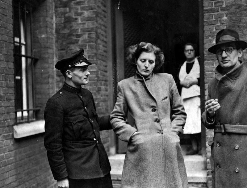 Над любовницами нацистов устраивали жестокие расправы любовницы, фашисты, фото