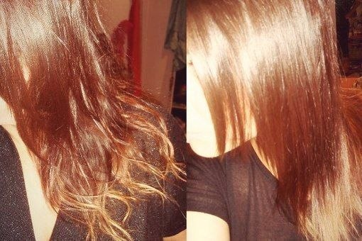 Волосы блестят и растут как на дрожжах!