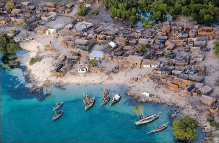 Удивительная планета: 12 самых живописных деревень и провинциальных городков