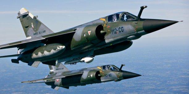 """Франция ведет переговоры о продаже """"частникам"""" 64 истребителей Dassault Mirage F.1"""