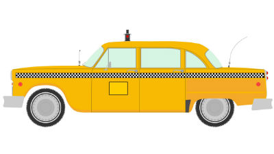 В Серпухове пассажиры пытались сжечь таксиста в багажнике его машины
