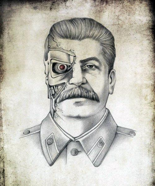Бесчинства сталинского тоталитаризма в Берлине