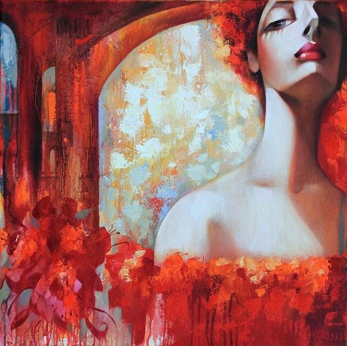 Ira Tsantekidou by Catherine La Rose (68) (700x699, 405Kb)