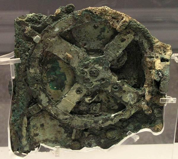 Древнегреческий компьютер