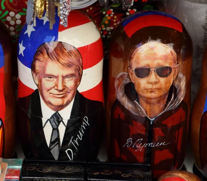 Западные СМИ: если Путин ставил на Трампа, то сейчас сильно жалеет об этом