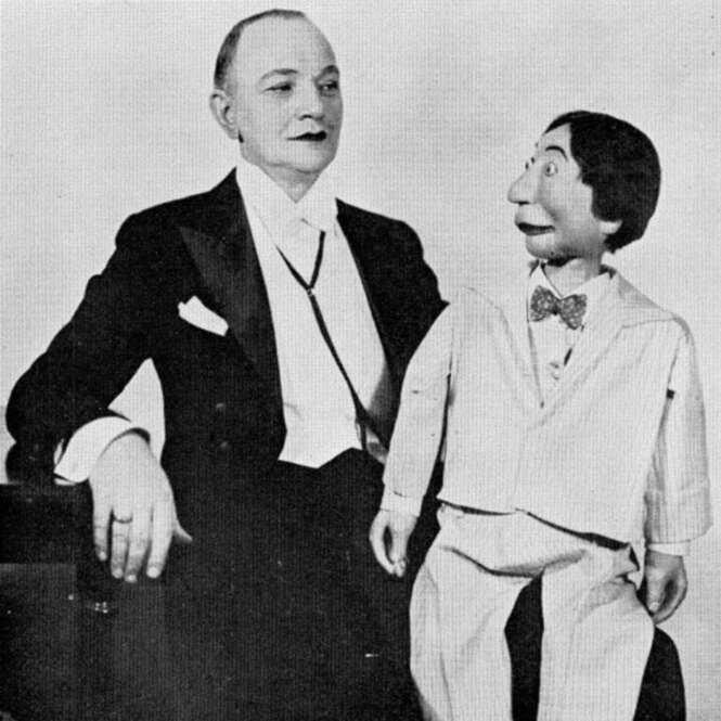 Великий Лестер и его кукла