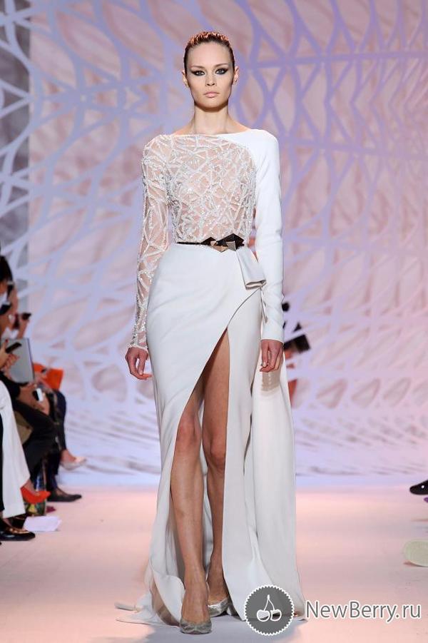Потрясающе красивые платья из коллекций Зухаира Мурада