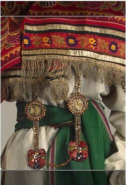 Тайны славянской одежды