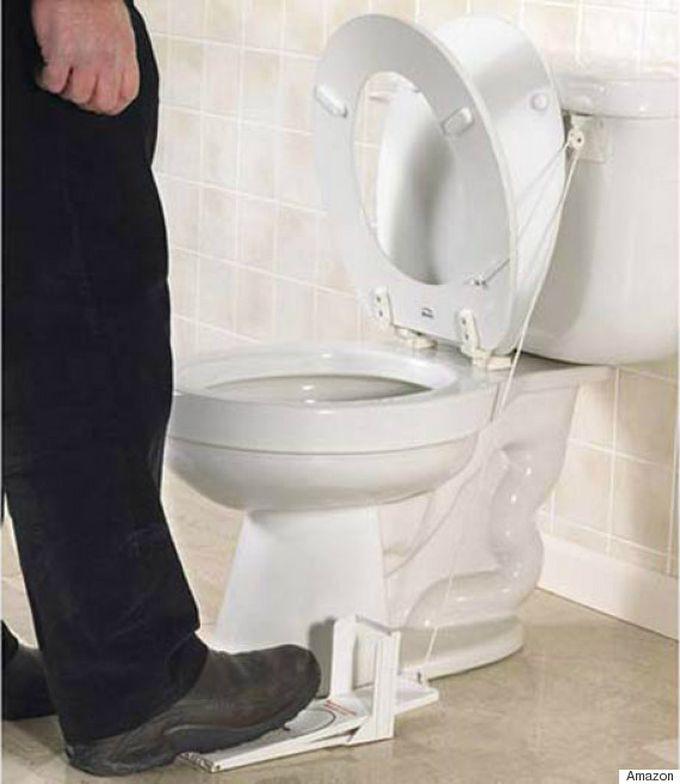 Автоматический подъемник для сидения ванна, дизайн, креатив