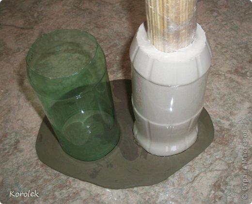 Поделки из гипса вазы