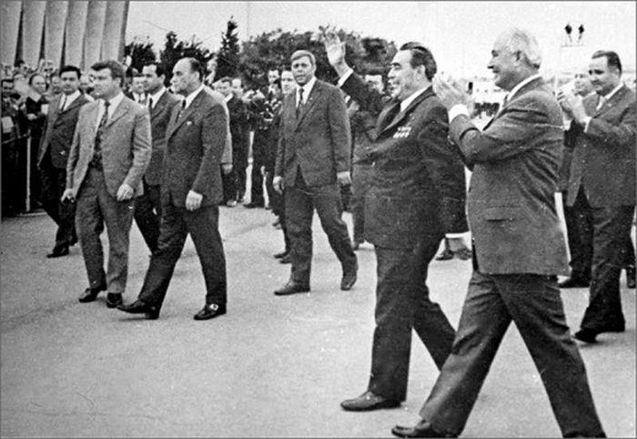 Какая охрана была у советской элиты