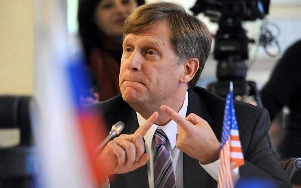 Экс-посол США опасается ареста и радуется, что остался жив