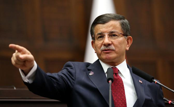 Турция не намерена извиняться перед РФ за катастрофу Су-24 — Давутоглу