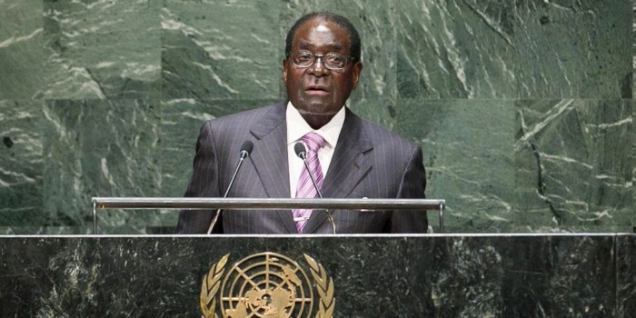 Мугабе шокировал ООН: «Мы вам не геи»