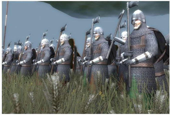 5. Варяжская гвардия древний мир, спецназ