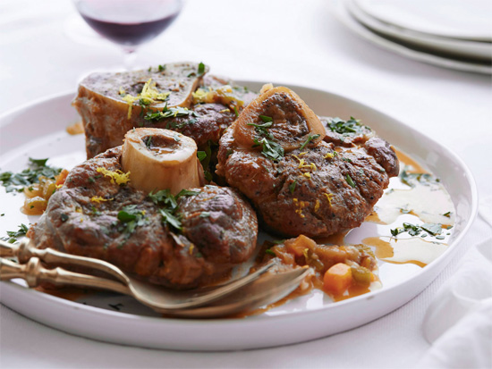 Оссобуко —  мясная классика итальянской кухни