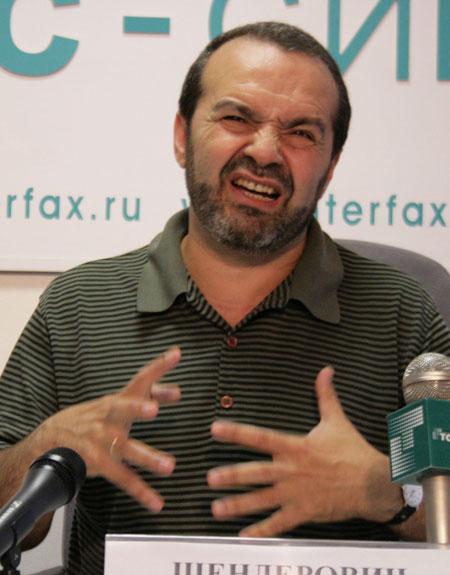 Шендерович окончательно деградировал.