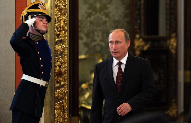 ВЦИОМ: работу президента Владимира Путина одобряют 88% российских граждан