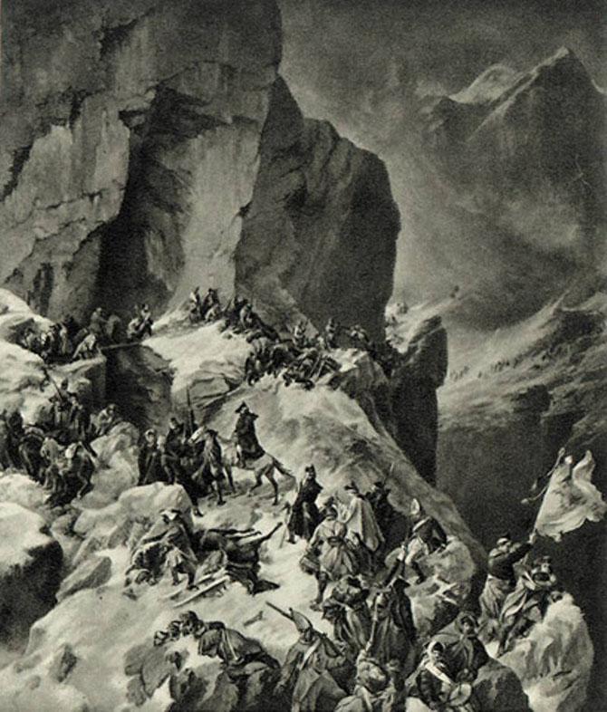 5 сражений Александра Суворова