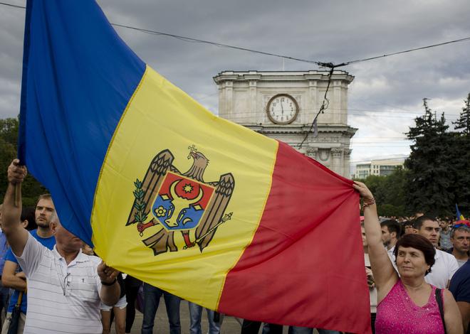 В Кишиневе протестующие заявили о переходе к акциям неповиновения