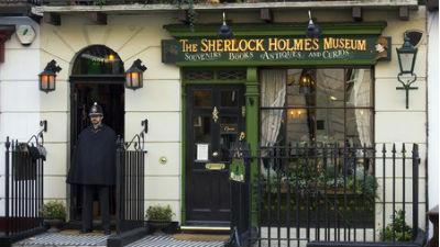 Домом Шерлока Холмса мог вла…