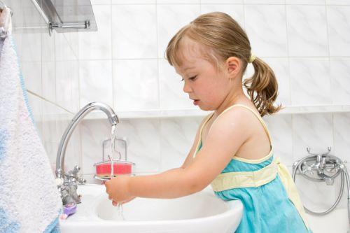 Чистота рук - профилактика ротавируса