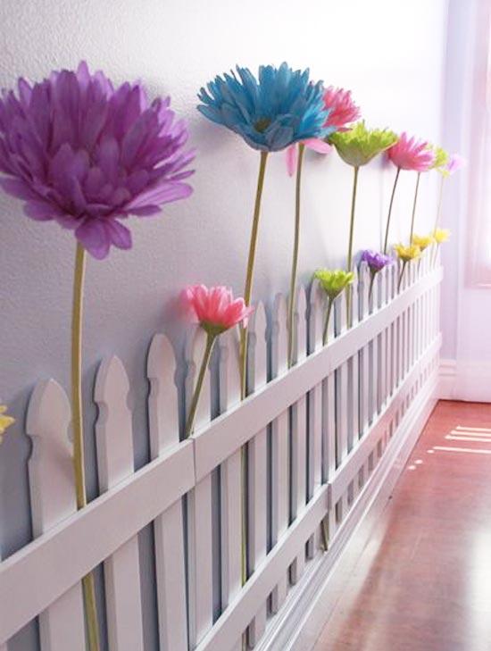 Цветы для оформления комнаты