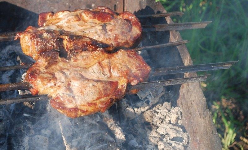 Альтернатива шашлыку: рецепты блюд на костре
