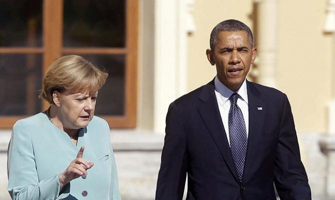 Переписка Клинтон пролила свет на отношение Меркель к Обаме
