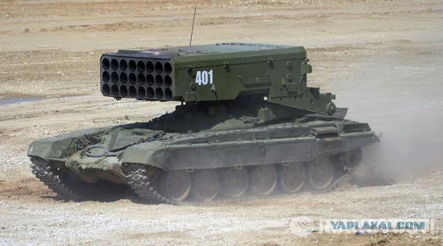 Новейшая военная техника России