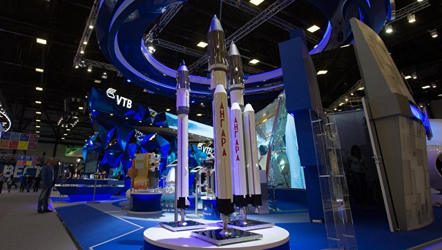Россия приступила к разработке сверхтяжелой ракеты-носителя
