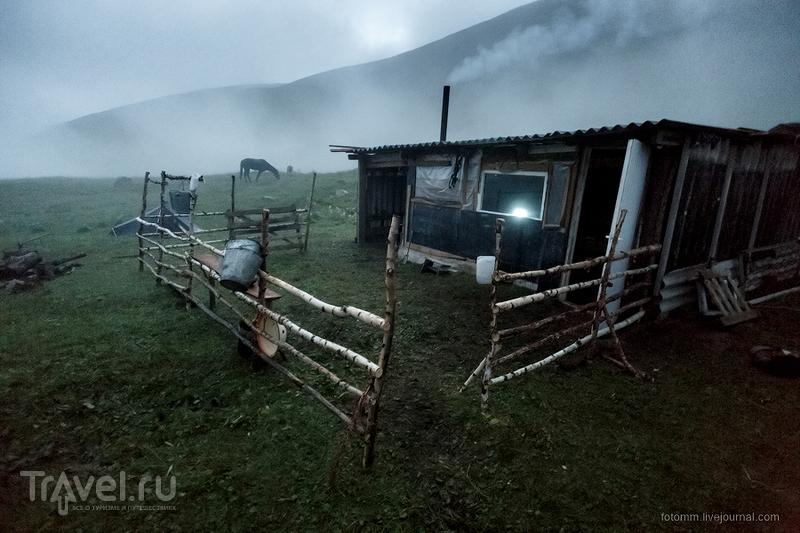 Кавказ на двух колесах. Ноче…