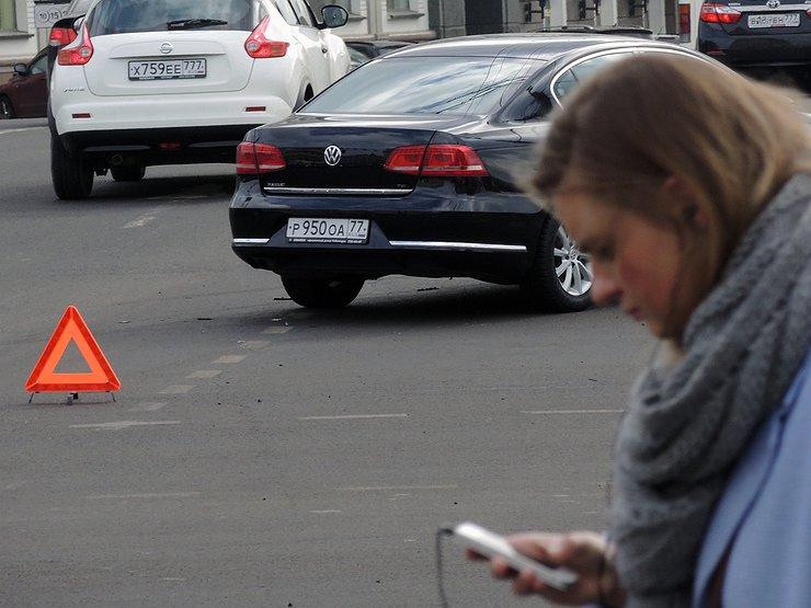 Без видеорегистратора с GPS, оформлять «европротокол» бессмысленно