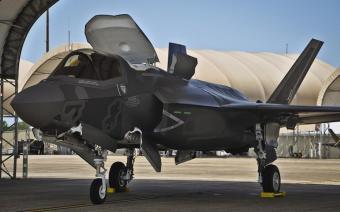 Норвегия предоставила российским военным купленные у США F-35