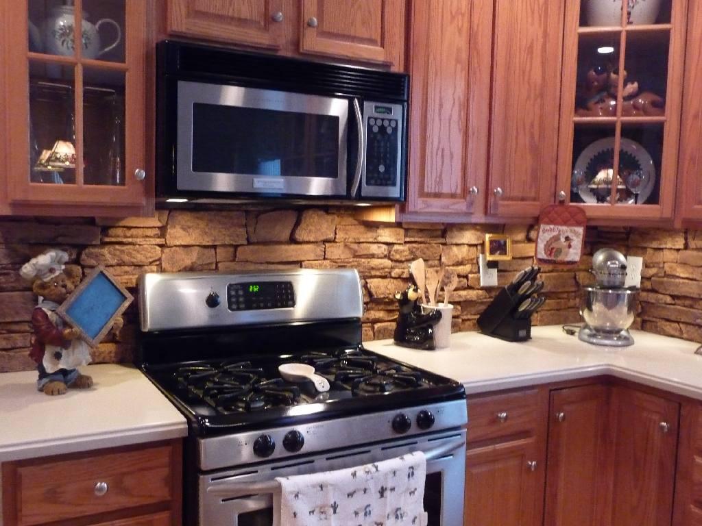 Кухонные стены фото