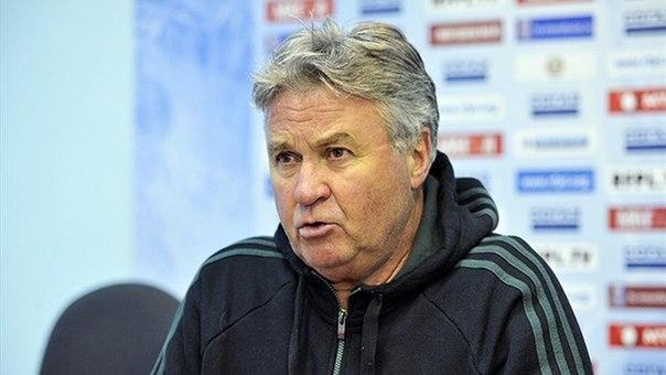 Гус Хиддинк надеется, что Россия на домашнем ЧМ-2018 дойдет до полуфинала