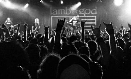 Lamb Of God drummer denies involvement with new Slipknot single