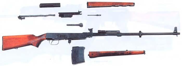 Калашников 1943 года