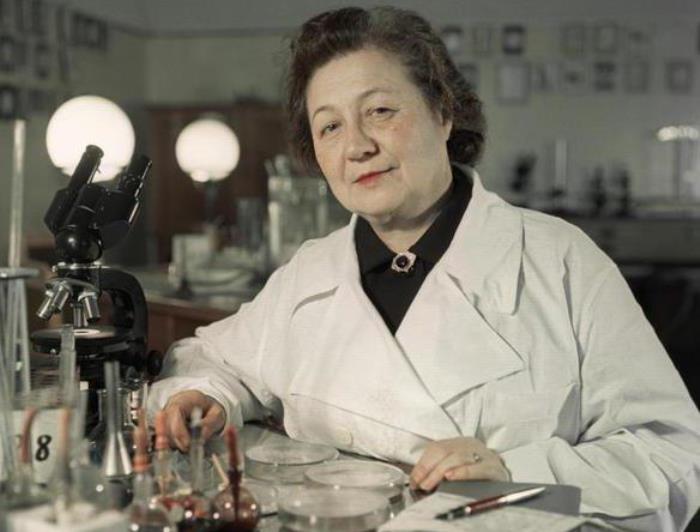 Выдающийся советский ученый-микробиолог, эпидемиолог и бактериохимик Зинаида Ермольева   Фото: aif.ru