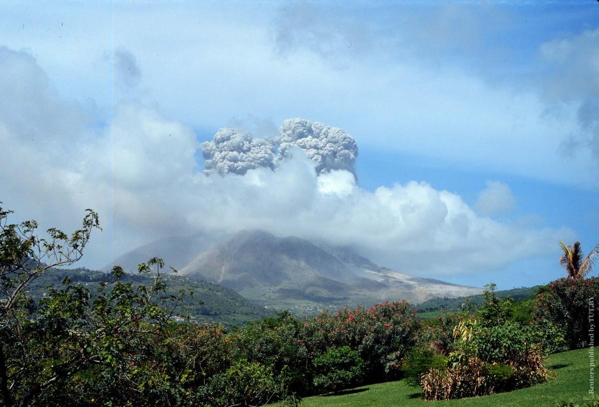 volcanicexplosion04 maiores vulcões do século XXI