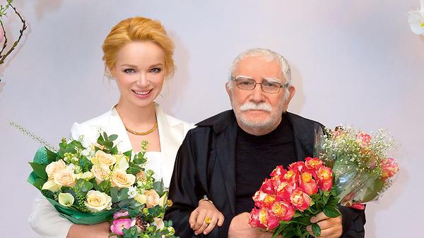 свадьба джигарханяна и виталины
