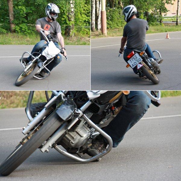 Проверь себя — ошибки начинающих мотоциклистов - Фото 7