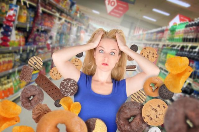 Лишний вес всегда возникает от избытка пищи