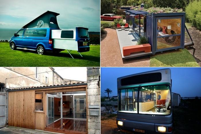 Жилищный вопрос: 5 необычных вариантов очень дешевого жилья