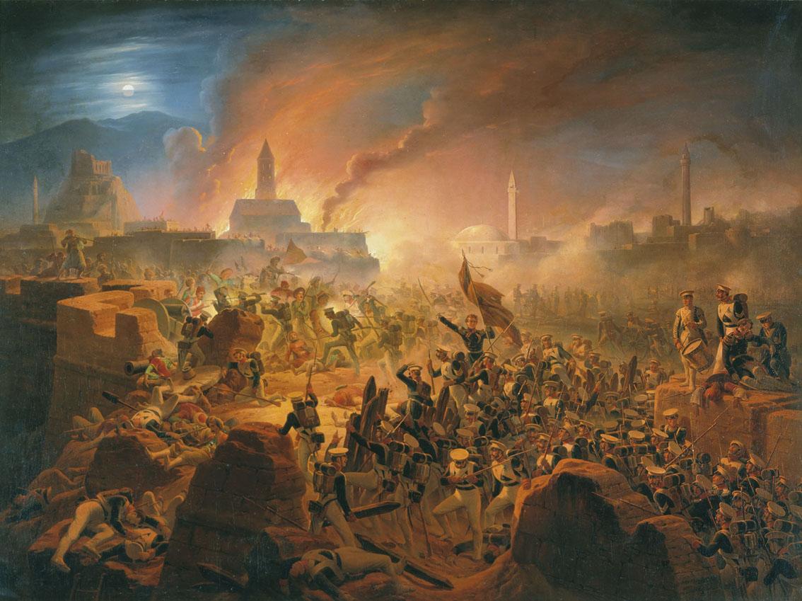 Как 8 апреля 1783 года Крым стал русским