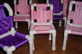 стулья детям