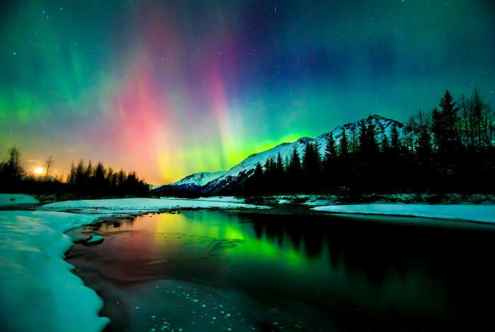 5. Полярное сияние Феномены, природа